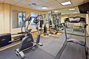 Fitness/ Exercise Room - Holiday Inn Express Hotel & Suites Hixson