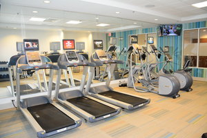 Fitness/ Exercise Room - Holiday Inn Express Hotel & Suites California