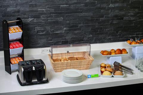 Sweet and Savory Bread Bar