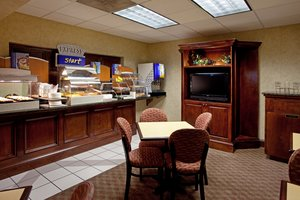 Restaurant - Holiday Inn Express Hotel & Suites Lexington