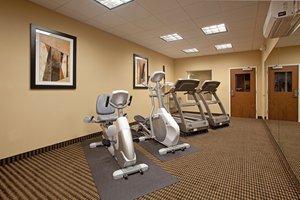 Fitness/ Exercise Room - Holiday Inn Express Pembroke