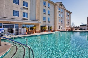 Pool - Holiday Inn Express Broadway at the Beach Myrtle Beach