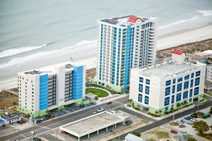 Exterior view - Towers at North Myrtle Beach Resort