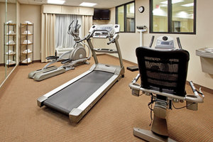 Fitness/ Exercise Room - Holiday Inn Express Hotel & Suites Hardeeville