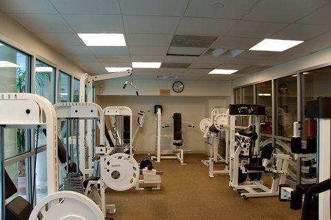 Washington Furnished Apartment Gym