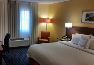Room - Fairfield Inn by Marriott North Little Rock