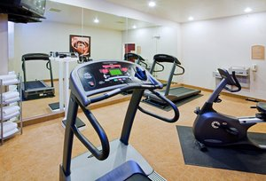 Fitness/ Exercise Room - Holiday Inn Express Hotel & Suites Charlotte