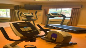Fitness/ Exercise Room - Holiday Inn Express Hotel & Suites Bluffton