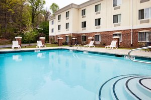 Pool - Holiday Inn Express Hotel & Suites Cherokee