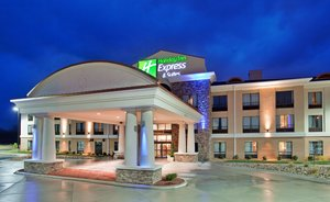 Exterior view - Holiday Inn Express Hotel & Suites St Robert