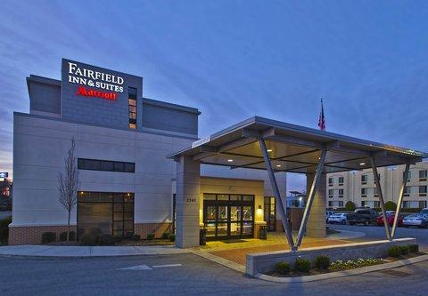Fairfield Inn By Marriott Chattanooga