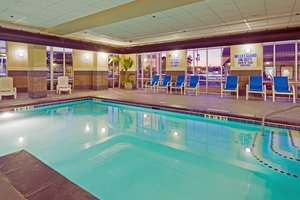 Pool - Holiday Inn Express Hotel & Suites Fort Jackson Columbia