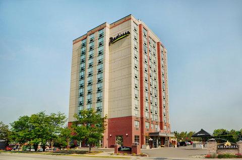 Radisson Hotel Kitchener Waterloo