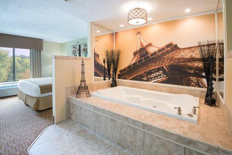 Escape to our Paris Suite.