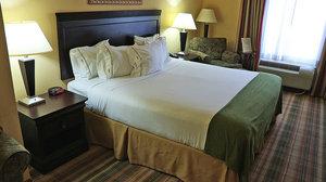 Room - Holiday Inn Express Bert Kouns Shreveport