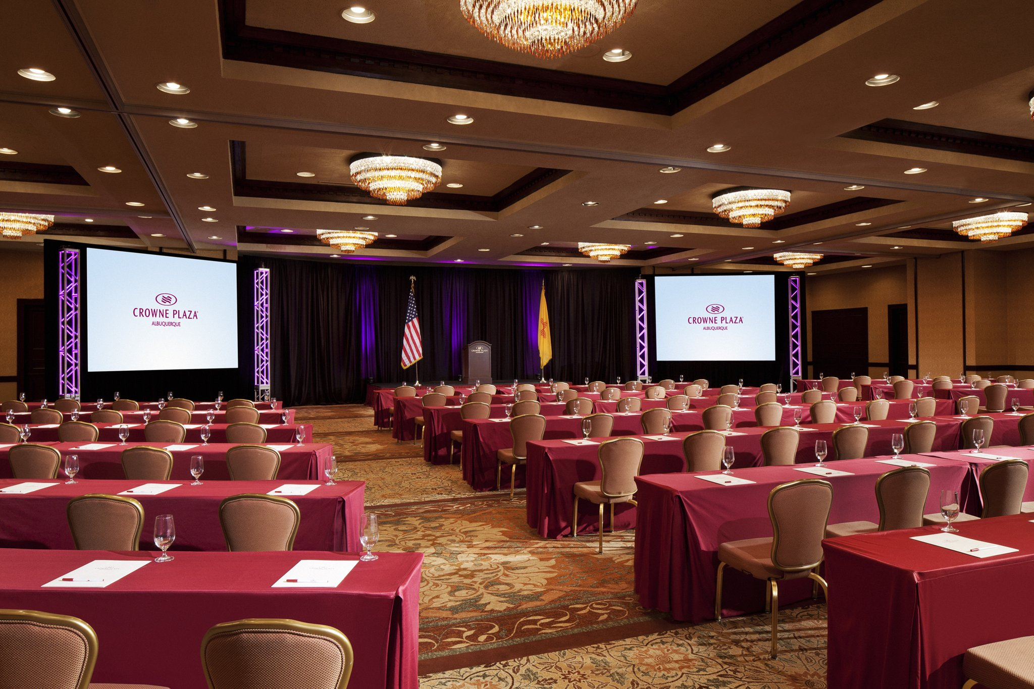 Meetings and Events at Crowne Plaza Albuquerque, Albuquerque, NM, US