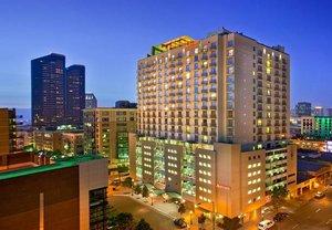 Exterior view - Marriott Hotel Gaslamp Quarter San Diego