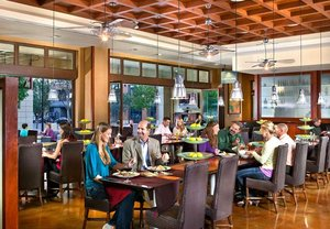 Restaurant - Marriott Hotel Gaslamp Quarter San Diego
