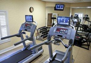 Fitness/ Exercise Room - Residence Inn by Marriott Mt Pleasant