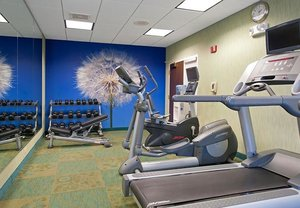 Fitness/ Exercise Room - SpringHill Suites by Marriott Peoria