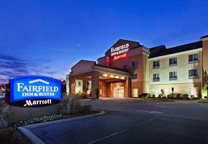 Exterior view - Fairfield Inn & Suites by Marriott Southeast East Ridge