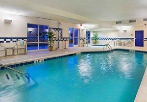 Fitness/ Exercise Room - Fairfield Inn & Suites by Marriott Southeast East Ridge