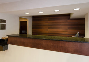 Lobby - Fairfield Inn by Marriott Hartsville