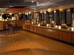 Bar - Hilton Atlanta & Towers Hotel