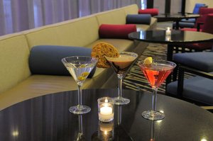 Bar - DoubleTree by Hilton Hotel Magnificent Mile Chicago