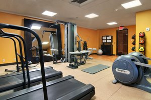 Fitness/ Exercise Room - DoubleTree by Hilton Hotel Columbus