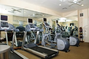 Fitness/ Exercise Room - Hilton Garden Inn Downtown DC