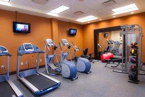 Fitness/ Exercise Room - Hilton Garden Inn Greenville