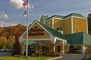 Exterior view - Hampton Inn & Suites on the Parkway Pigeon Forge