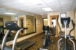 Fitness/ Exercise Room - Hampton Inn Sumter