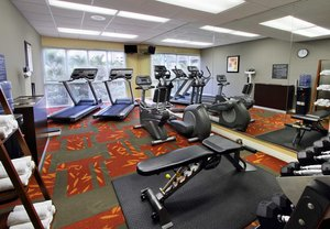Fitness/ Exercise Room - Residence Inn by Marriott Cape Canaveral
