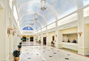 Lobby - Marriott Hotel Spartanburg