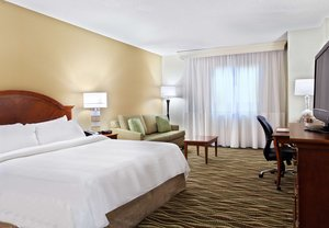 Room - Marriott Hotel Spartanburg