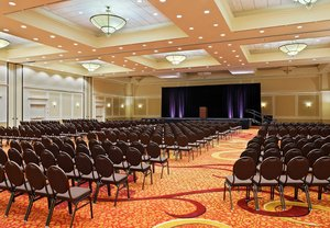 Ballroom - Marriott Hotel Spartanburg