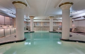 Pool - Embassy Suites Downtown Portland