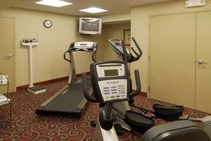 Fitness/ Exercise Room - Hampton Inn Dubuque