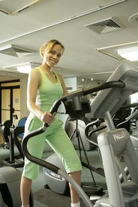 Fitness/ Exercise Room - Hilton Resort Myrtle Beach