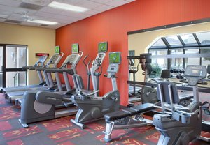 Fitness/ Exercise Room - Courtyard by Marriott Hotel Columbus