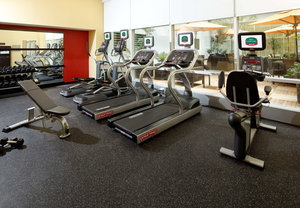 Fitness/ Exercise Room - Courtyard by Marriott Hotel Downtown Pittsburgh
