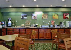Restaurant - Quality Inn & Suites Spartanburg