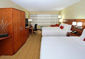 Room - Courtyard by Marriott Hotel Mt Arlington