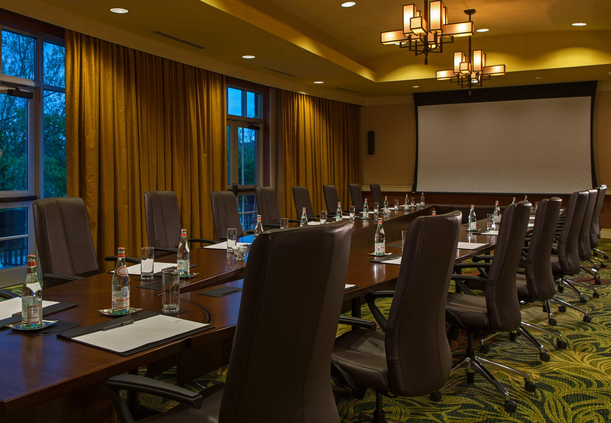 Meetings And Events At MeadowView Conference Resort Convention