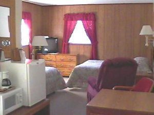 Room - Riverbend Lodging Bryson City