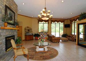Lobby - Quality Inn Cherokee
