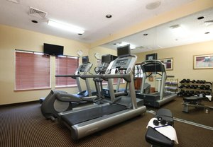 Fitness/ Exercise Room - Residence Inn by Marriott Tinton Falls