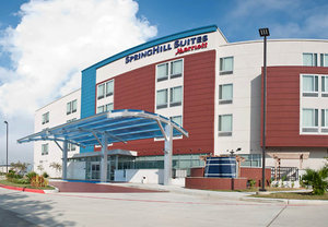 Exterior view - SpringHill Suites by Marriott Baytown